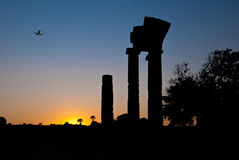Rhodes Landmark Acropolis Fotografía de archivo libre de regalías