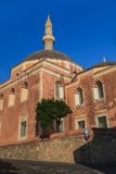 Rhodes Landmark Suleiman Mosque Photo stock