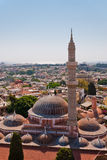 Rhodes Landmark Suleiman Mosque Stock Images