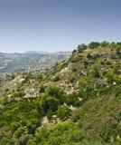 Rhodes landscape Stock Images