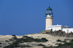 Rhodes lighthouse - Greece Stock Photos