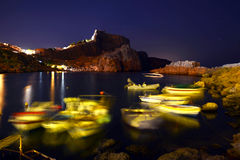 Rhodes, Lindos royalty free stock photography