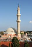 Rhodes Mosque Stock Photos