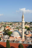 Rhodes Mosque Stock Photography