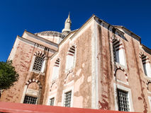 Rhodes mosque Royalty Free Stock Photography