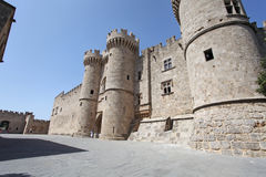 Rhodes Old Town. Greece Royalty Free Stock Images
