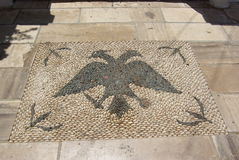 Rhodes, ordre de temple de Malte photo stock