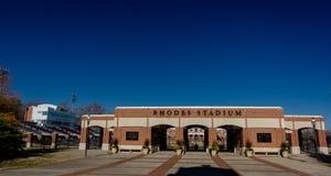 Rhodes Stadium Stockbilder