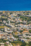 Rhodes suburb Royalty Free Stock Photos
