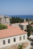 Rhodes w Grecja fotografia stock