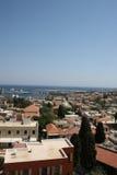 Rhodes w Grecja obraz royalty free