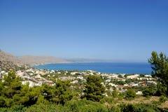 Rhodes wyspa obraz stock