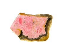 Rhodochrosite Stock Photography