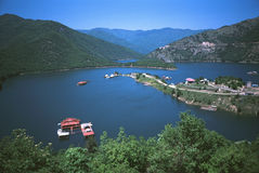 The Rhodope Mountains - Bulgaria,  Balkans, Europe Royalty Free Stock Photo