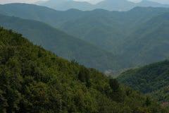Rhodope mountains, Bulgaria Stock Image