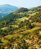 Rhodope mountains in fall Stock Photo