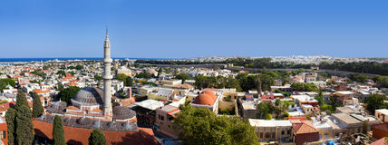 Rhodos Royalty Free Stock Images