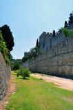 Rhodos-Festung. Stockfoto