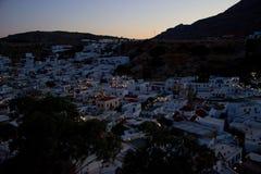 Rhodos Grèce Photo libre de droits