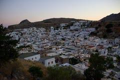 Rhodos Grèce Photos libres de droits