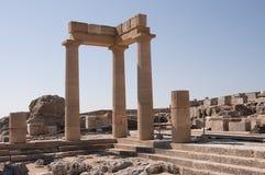 Rhodos Griechenland lizenzfreie stockfotos