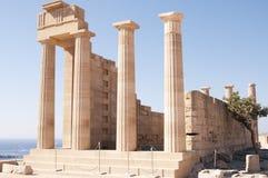Rhodos Griechenland lizenzfreies stockbild