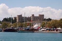 Rhodos Griechenland Stockbild