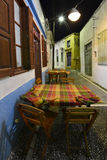Rhodos, Koskinou-Dorf Lizenzfreie Stockfotos
