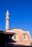 Rhodos Mosque Royalty Free Stock Images