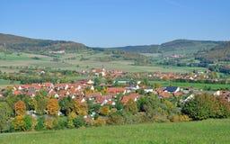Rhoen region,Bavaria,Germany Royalty Free Stock Image