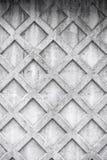 Rhomb背景 混凝土的抽象几何背景 图库摄影