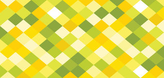 Rhomb colored background Stock Images