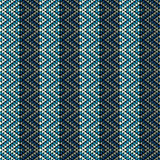 Rhombe pattern Stock Photography