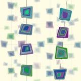 Rhombic Background Stock Photos