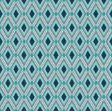 Rhombic bakgrund för strikt stil Royaltyfri Bild