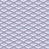 Rhombic geometrisk modell Royaltyfri Foto