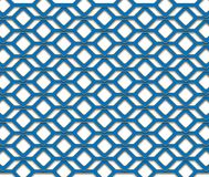 Rhombic pattern royalty free illustration