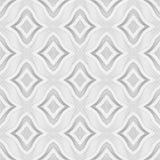 Rhombic textur av konturlinjer Arkivfoton