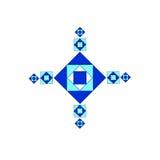 rhombus Arkivbild