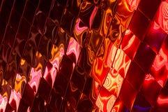 Rhombus de la pared del metal Fotos de archivo libres de regalías