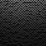 Rhombus oscuro del ADN del fondo del modelo Imagen de archivo