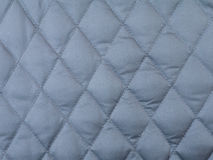 Rhombus quilted cloth background Royalty Free Stock Photography