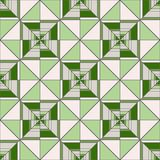 Rhombus seamless pattern Royalty Free Stock Photo