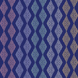 Rhombus Seamless Pattern vector Stock Image