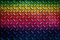 Rhombus shapes Royalty Free Stock Image