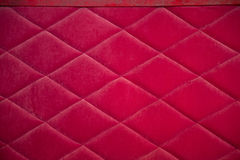 Rhombus sofa upholstery Royalty Free Stock Images