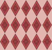 Rhombus tekstura Obraz Stock