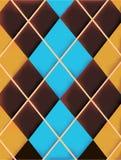 Rhombus texture Royalty Free Stock Photography