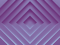 Rhombuses. Abstract image works good. For text backgrounds, website backgrounds, print or app. 3D illustration Stock Photo