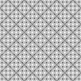 rhombuses.retro纺织品的无缝的样式 几何的背景 异常的拉特 库存照片